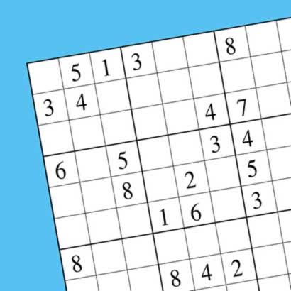 Sudoku - level 1